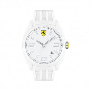 Ferrari urrem SF113.1 / 0830113 / SF689300066 / Scuderia Gummi Hvid 24mm