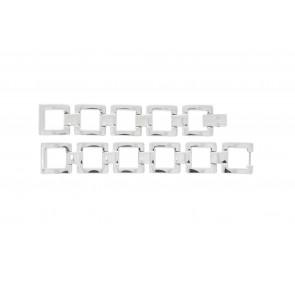 Lacoste urrem 2000490 / LC-05-3-18-0161 Metal Sølv 13mm