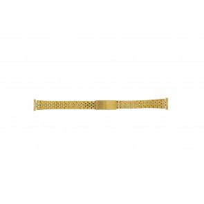 Urrem 42539-1-14 Metal Forgyldt 14mm
