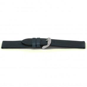 Urrem læder kayak blå 12mm EX-C629