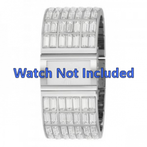 DKNY urrem NY-3768 Stål Sølv 20mm