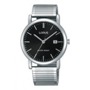 Lorus urrem RG857CX9 / VJ32 X246 / RHA042X Metal Sølv 19mm