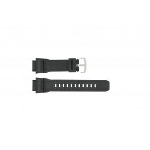 Casio urrem G-9300-1 / 10388870 Silikone Sort 20mm