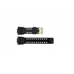 Casio urrem A-110GB-1A Gummi / Plastik Sort 16mm