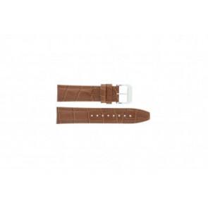 Festina urrem F16081/8 Læder Brun 22mm + syning brun
