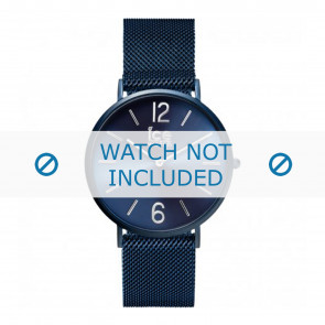 Ice Watch urrem 012712 / 012713 Metal Blå 20mm