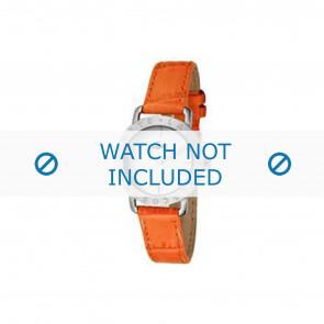 Lacoste urrem 2000513 / LC-05-3-14-0167 Læder Orange 13mm + syning orange