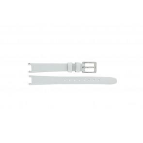 DKNY urrem NY8782 Læder Hvid 13mm