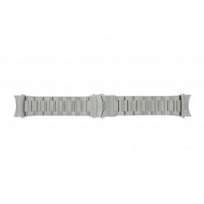 Dutch Forces urrem 35C020204-12750 / 35C020202 / 35C020203 / 35C020205 / 35C020206 Metal Sølv 24mm