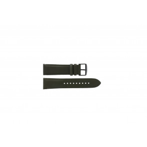 Fossil (Smartwatches) urrem S221345 Læder Grøn 22mm