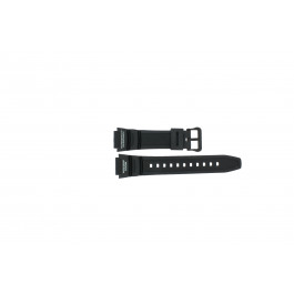 Urrem Casio SGW-300H-1AV - SGW-400H-1BV-10360816 Plast Sort 18mm