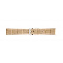 Morellato urrem Bolle X2269480027CR22 / PMX027BOLLE22 Krokodille skind Elfenben 22mm + standard syning