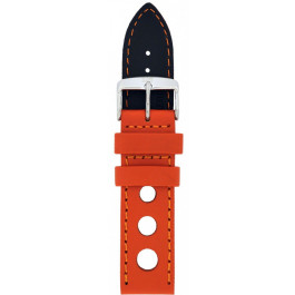 Urrem Davis B0323 Læder Orange 22mm