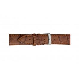 Morellato urrem Bolle X2269480041CR12 / PMX041BOLLE12 Krokodille skind Brun 12mm + standard syning