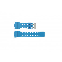 Urrem Casio GD-110-2W / 10427892 Silikone Turkis 16mm