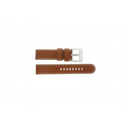 Urrem Danish Design IQ12Q711 / IQ12Q888 Læder Brun 20mm