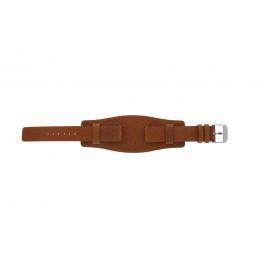 Urrem Davis B0222 Læder Cognac 18mm