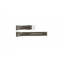 Fossil urrem JR-9519 Læder Brun 20mm
