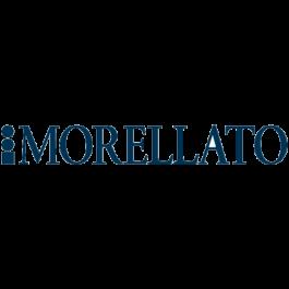 Morellato urrem Thin D2860220019CR06 / PMD019THINC06 Krokodille skind Sort 6mm