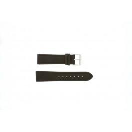 Urrem Universel H372 Læder Brun 22mm