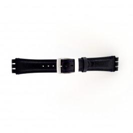 Urrem Swatch (alt.) SC14.05 Læder Blå 19mm