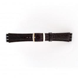 Urrem Swatch (alt.) 21412.27 Læder Brun 19mm