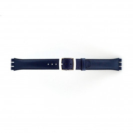 Urrem Swatch (alt.) 51643.06.MB Læder Blå 19mm