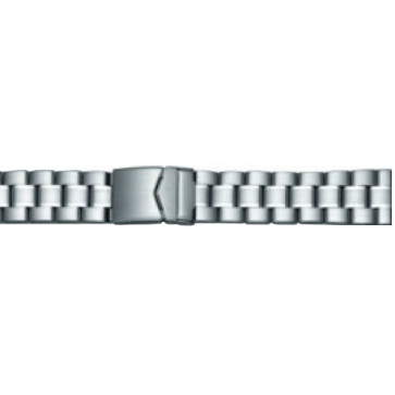 Chrom stræk rem der passer til alle dame ure med størrelsen fra 10 til 14mm EC611