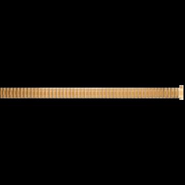Urrem Universel EB607 Stål Forgyldt 8-10mm