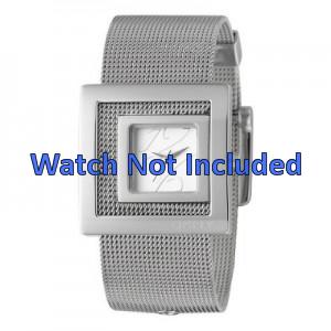DKNY urrem NY4302 Stål Sølv 24mm