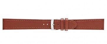 Morellato urrem Basket XL K3151237041CR24 Glat læder Brun 24mm + standard syning