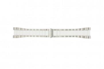 Breil urrem BW0224 Metal / stål Hvid 27mm