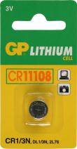 CR11108 / DL1/3N / 2L76 Batteri 3 Volt