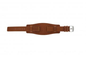Urrem WoW B0222 Læder Cognac 18mm