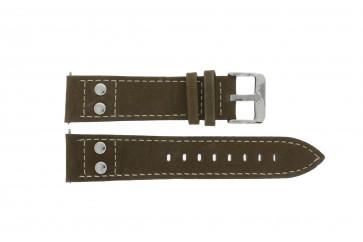 Urrem H820 Læder Brun 22mm