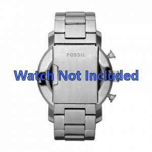 Fossil urrem JR1353 Metal Sølv 24mm