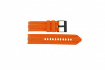 Urrem Nautica A17586G Gummi Orange 24mm