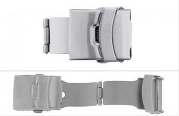 Lås SL661 til læderremme 12,14,16,18,20, 22mm