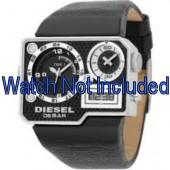 Urrem Diesel DZ7101 Læder Sort 39mm