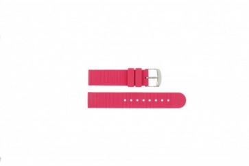 Timex urrem T2N789 Gummi / Plastik Pink 18mm