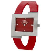 Urrem Davis BB1404 Læder Rød 10mm