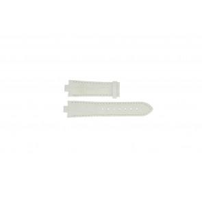 Breil urrem 25197505593 Læder Hvid 9mm