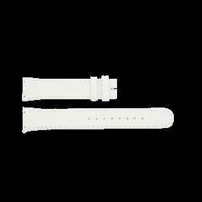 Boccia urrem BO3186-01-40W Læder Hvid 19mm + standard syning