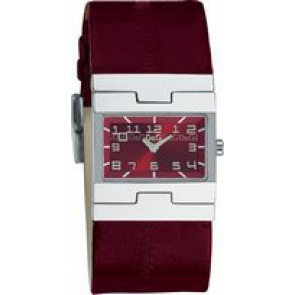 Urrem Dolce & Gabbana 3719251493 Læder Bordeaux 25mm