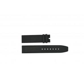 Boccia urrem 3780-01 Læder Sort 20mm + standard syning