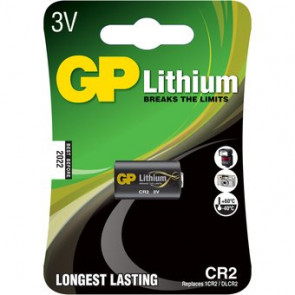 Gp foto batteri CR2