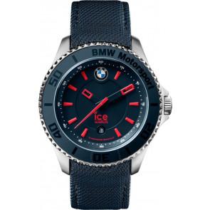 Urrem Ice Watch BM.BRD.U.L.14 Læder/Tekstil Blå 20mm