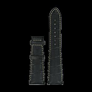 Urrem Certina C610014032 XL Læder Sort 23mm