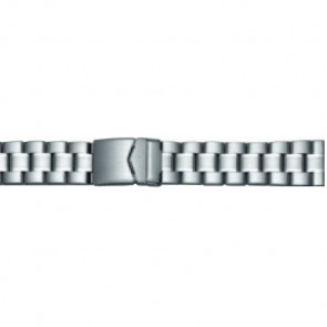 Chrom stræk rem der passer til alle dame ure med størrelsen fra 10 til 14mm PVK-EC611