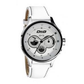Urrem Dolce & Gabbana DW0212 (F357000728) Læder Hvid